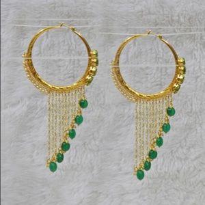 Dangler earrings